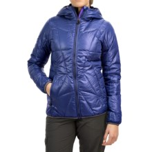 Lole Elena Downglow Jacket - 500 Fill Power (For Women) in Mirtillo Blue - Closeouts