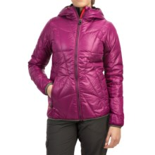 Lole Elena Downglow Jacket - 500 Fill Power (For Women) in Mulberry - Closeouts
