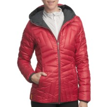 Lole Elena Quilted Down Jacket (For Women) in Sorita Red - Closeouts