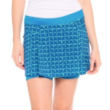 Lole Elodie Skorts - UPF 50, Recycled Polyester (For Women) in Blue Corn Cotton Candy - Closeouts