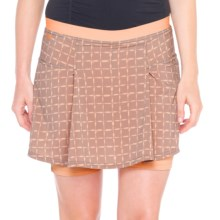 Lole Elodie Skorts - UPF 50, Recycled Polyester (For Women) in Cantaloupe Cotton Candy - Closeouts