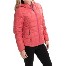 Lole Emeline Down Jacket (For Women) in Carnelian Heather - Closeouts