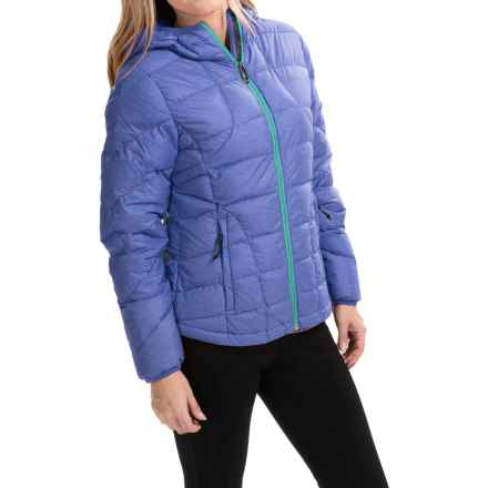 Lole Emeline Down Jacket (For Women) in Heather Jasper - Closeouts