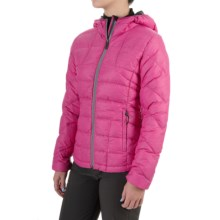 Lole Emeline Down Jacket (For Women) in Rose Heather - Closeouts