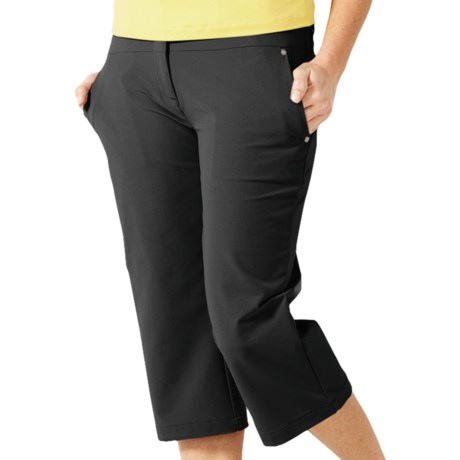 Lole Explore Capris - UPF 50+ (For Women) in Urchin