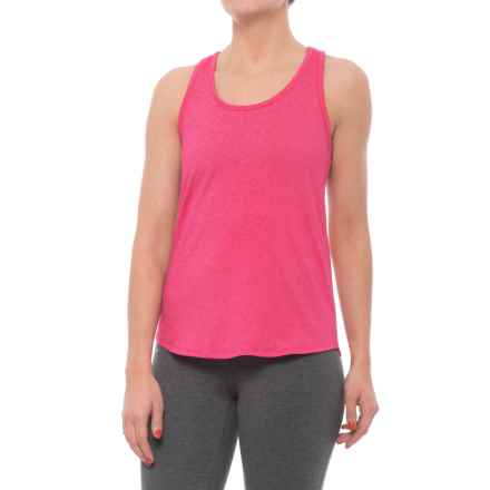 Lole Fancy Tank Top - UPF 50+, Racerback (For Women) in Bright Rose - Closeouts