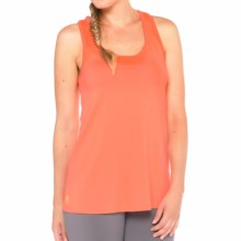 Lole Fancy Tank Top - UPF 50+, Racerback (For Women) in Melon - Closeouts