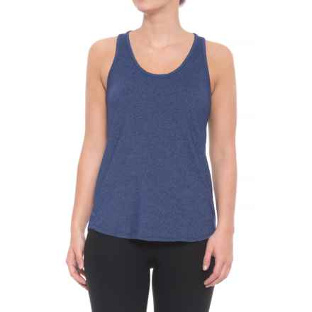 Lole Fancy Tank Top - UPF 50+, Racerback (For Women) in Mirtillo Blue - Closeouts