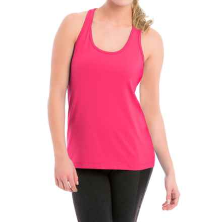 Lole Fancy Tank Top - UPF 50+, Racerback (For Women) in Strawberry Pop - Closeouts
