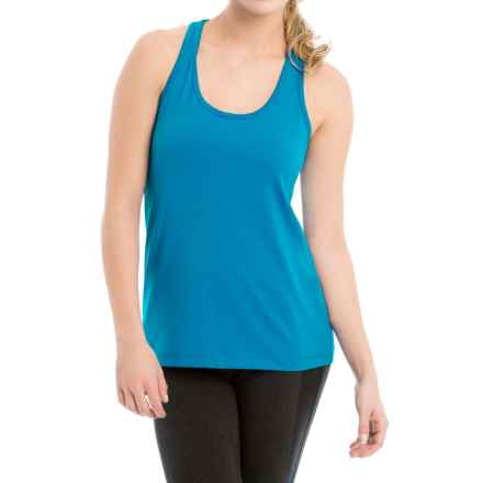 Lole Fancy Tank Top - UPF 50+, Racerback (For Women) in Tide - Closeouts