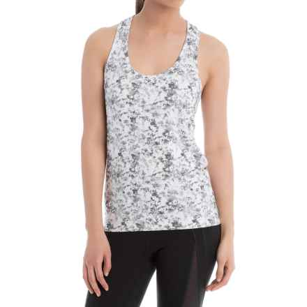 Lole Fancy Tank Top - UPF 50+, Racerback (For Women) in White Gallery - Closeouts