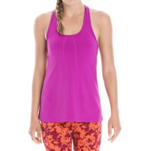 Lole Fancy Tank Top - UPF 50+, Racerback (For Women) in Wild Aster - Closeouts