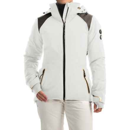 Lole Fedora Ski Jacket - Waterproof, Insulated (For Women) in White - Closeouts