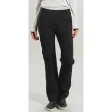 Lole Feeling Pants - Soft Shell (For Women) in Black - Closeouts