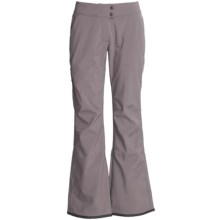 Lole Feeling Pants - Soft Shell (For Women) in Clay - Closeouts
