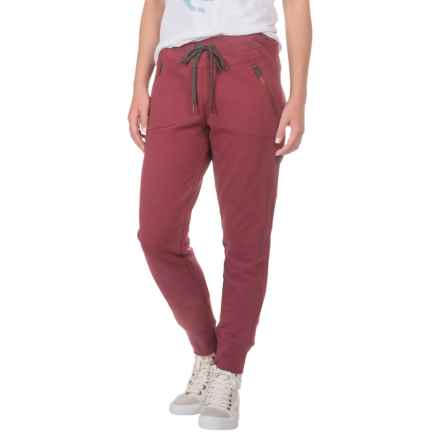Lole Felix Joggers (For Women) in Cordovan - Closeouts