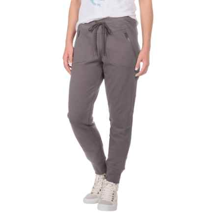 Lole Felix Joggers (For Women) in Medium Grey Heather - Closeouts