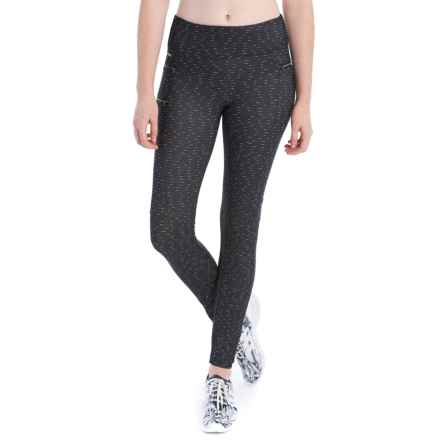 Lole Flow Leggings (For Women) in Black - Closeouts