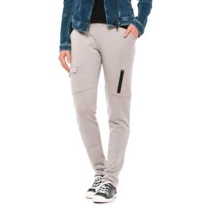 Lole Gary Joggers (For Women) in Warm Grey Heather - Closeouts