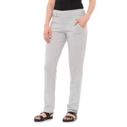 Lole Gateway Herringbone Pants (For Women) in Riverstone - Closeouts