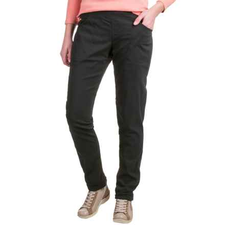 Lole Gateway Lined Pants - UPF 50+ (For Women) in Black - Closeouts