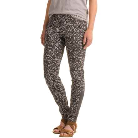 Lole Gateway Pants (For Women) in Dark Charcoal Migration - Closeouts