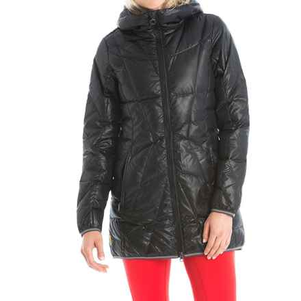 Lole Gisele Down Jacket - 500 Fill Power (For Women) in Black - Closeouts
