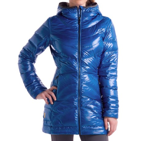 Lole Gisele Down Jacket - 600 Fill Power (For Women) in Persian Blue