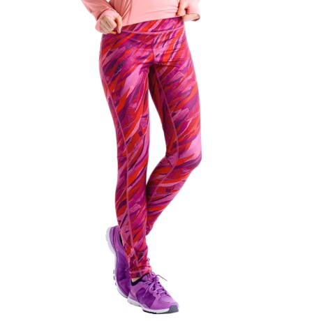 Lole Glorious Pants - UPF 50+ (For Women) in Beaujolais Horizon