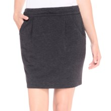 Lole Hailey 2 Skirt (For Women) in Black Heather - Closeouts