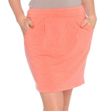 Lole Hailey 2 Skirt (For Women) in Mandarino Heather - Closeouts