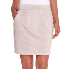 Lole Hailey 2 Skirt (For Women) in Morel Heather - Closeouts