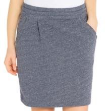 Lole Hailey Skirt - UPF 50+, Organic Cotton (For Women) in Amalfi Blue Heather - Closeouts