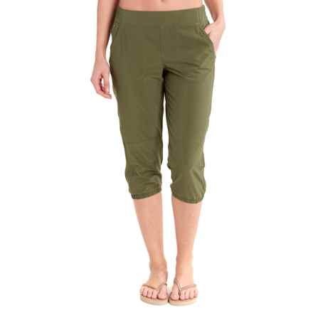 Lole Hattie Capris - UPF 50+ (For Women) in Khaki - Closeouts