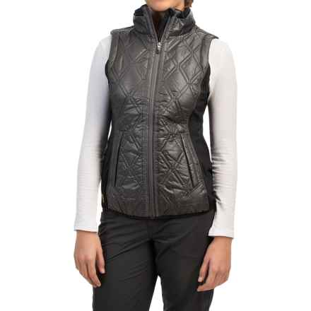 Lole Icy Vest - Insulated (For Women) in Dark Charcoal - Closeouts