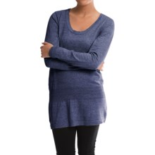 Lole Imagine Tunic Sweater - UPF 50 (For Women) in North Sea Heather - Closeouts