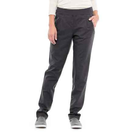 Lole Jala Tapered Pants (For Women) in Black - Closeouts