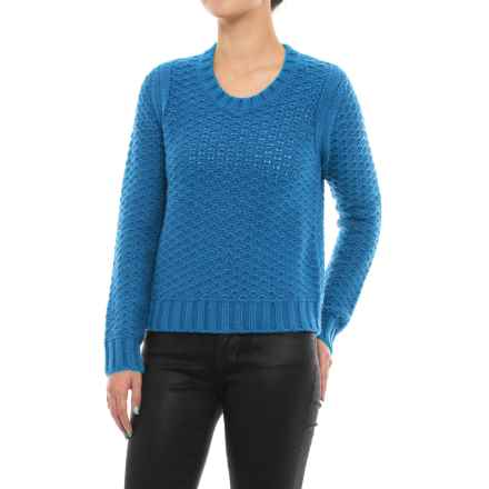 Lole January Sweater (For Women) in Electric Blue - Closeouts