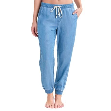 Lole Jean Joggers (For Women) in Medium Blue Wash