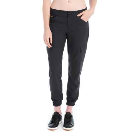 Lole Jelsa Pants - Relaxed Fit (For Women) in Black - Closeouts