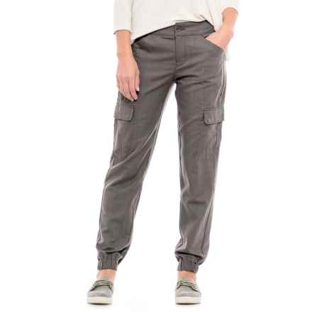 Lole Jelsa Pants - Relaxed Fit (For Women) in Dark Charcoal - Closeouts