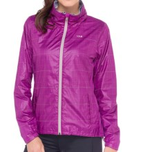 Lole Jive Jacket (For Women) in Passiflora - Closeouts