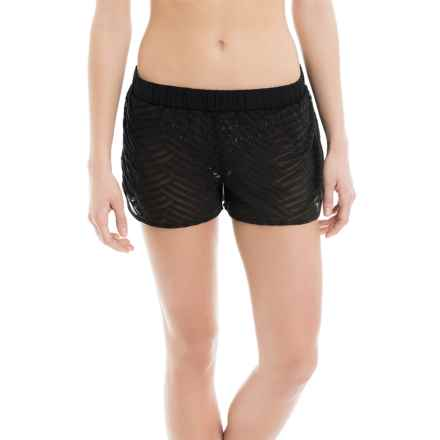Lole Judy Shorts (For Women) in Black Claws - Closeouts