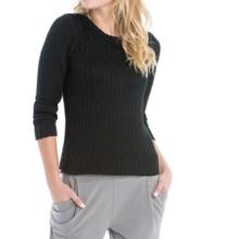 Lole Julie Sweater (For Women) in Black - Closeouts