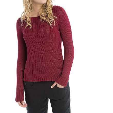 Lole Julie Sweater (For Women) in Peppercorn - Closeouts