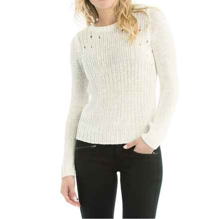 Lole Julie Sweater (For Women) in Vanilla - Closeouts