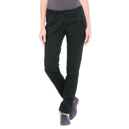 Lole Juno Pants - UPF 50+, Cotton (For Women) in Black - Closeouts