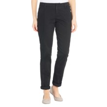 Lole Juno Pants - UPF 50+, Cotton (For Women) in Black - Closeouts