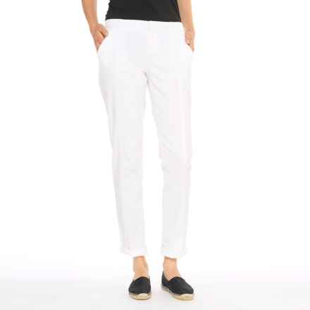 Lole Juno Pants - UPF 50+, Cotton (For Women) in White - Closeouts
