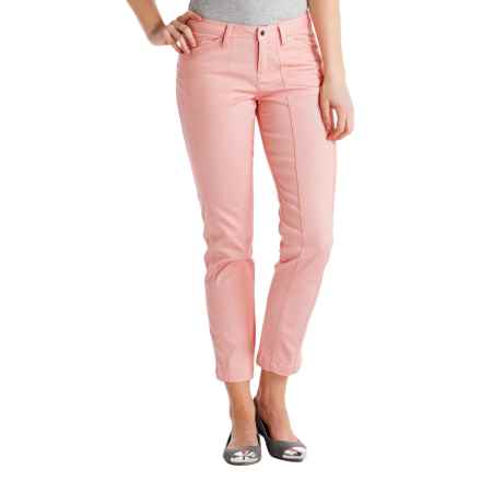 Lole Justice Ankle Pants - Slim Fit (For Women) in Blossom Pink - Closeouts